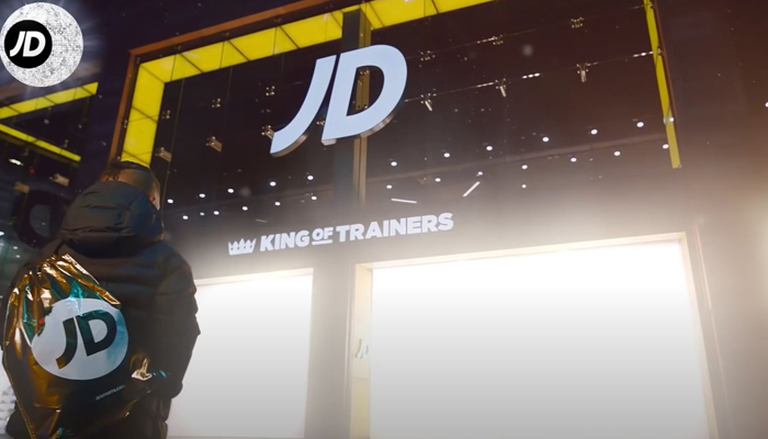 JD Sports Commercial Role
