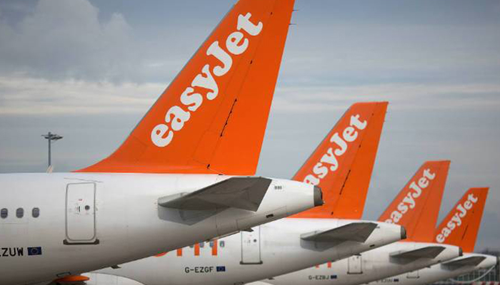 Easy Jet Commercial Role