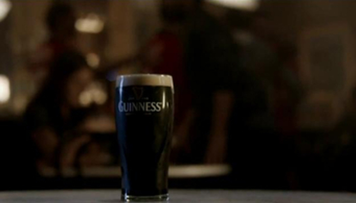 Guinness Commercial Role