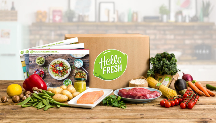 HelloFresh Commercial Role